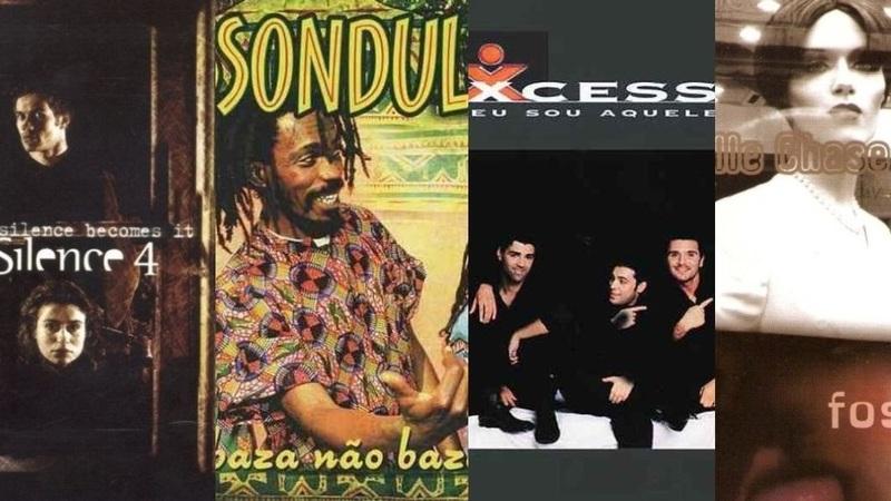 Dos Silence 4 aos Kussondulola ou Excesso: estes álbuns portugueses fazem 20 anos em 2018