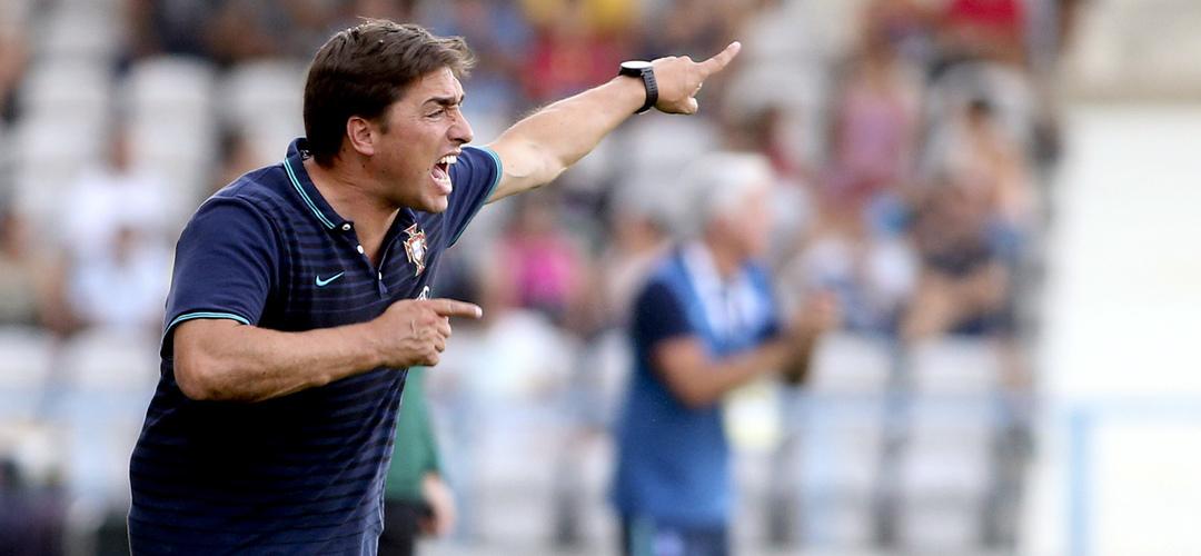 Sub-21: As contas da luta pelo 'play-off' antes do Portugal-Bósnia