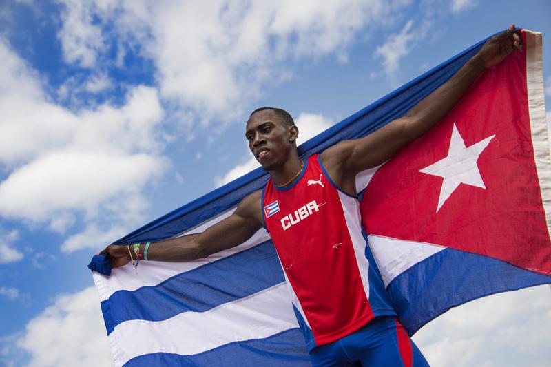 Pichardo desertou de Cuba para encontrar no Benfica um 'porto de abrigo'