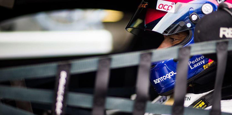 Pedro Lamy com hipóteses de se sagrar campeão do GTE-Am no Bahrain