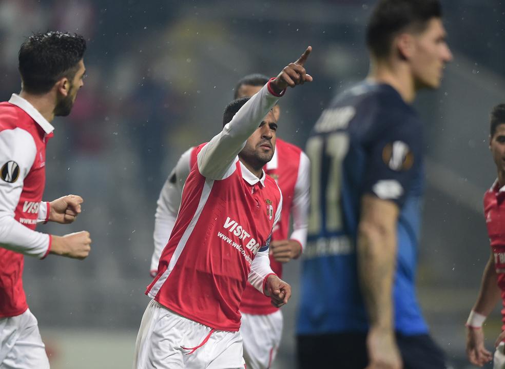 SC Braga de classe vence Hoffenheim e garante bilhete para a próxima fase da Liga Europa