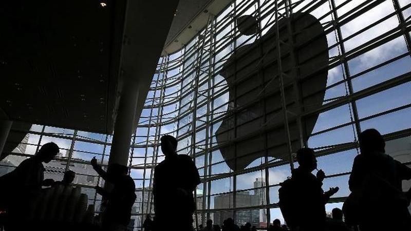 Irlanda já recebeu da Apple  impostos em falta exigidos por Bruxelas. 14,3 mil milhões de euros foram guardados num fundo de custódia