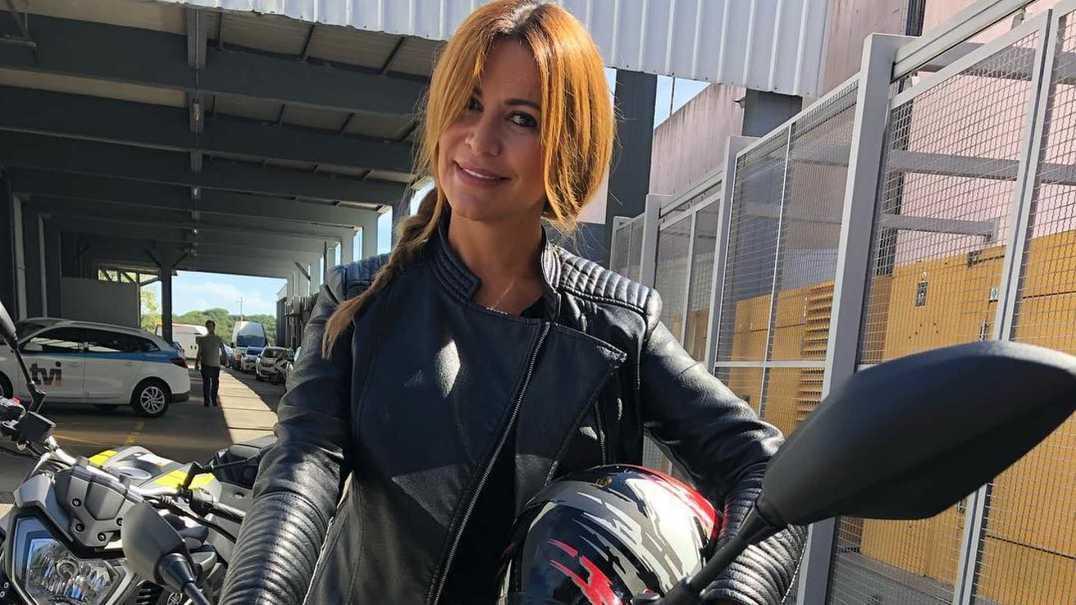 Sílvia Rizzo anima bastidores da novela 'Valor da Vida'