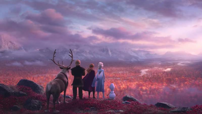 """Loucura """"Frozen 2"""": trailer do filme bate recorde de visualizações"""