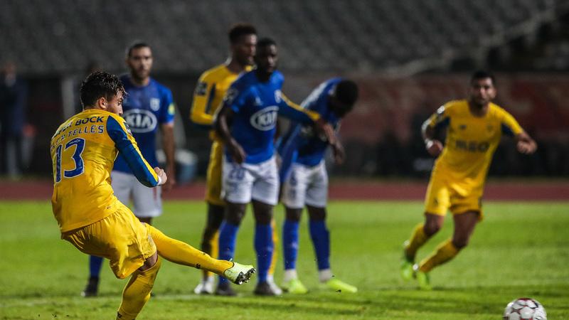 FC Porto empata com Belenenses SAD e fica a quatro pontos do Benfica