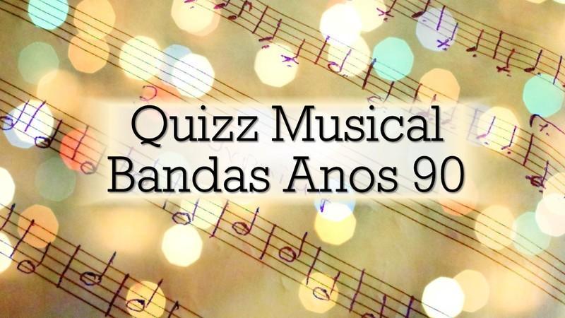 Quiz: Qual a sua cultura musical sobre os anos 90?