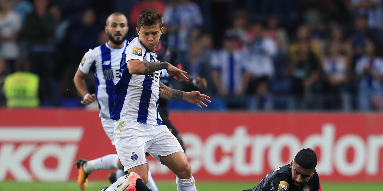 FC Porto: Otávio continua a ser o único indisponível para Sérgio Conceição