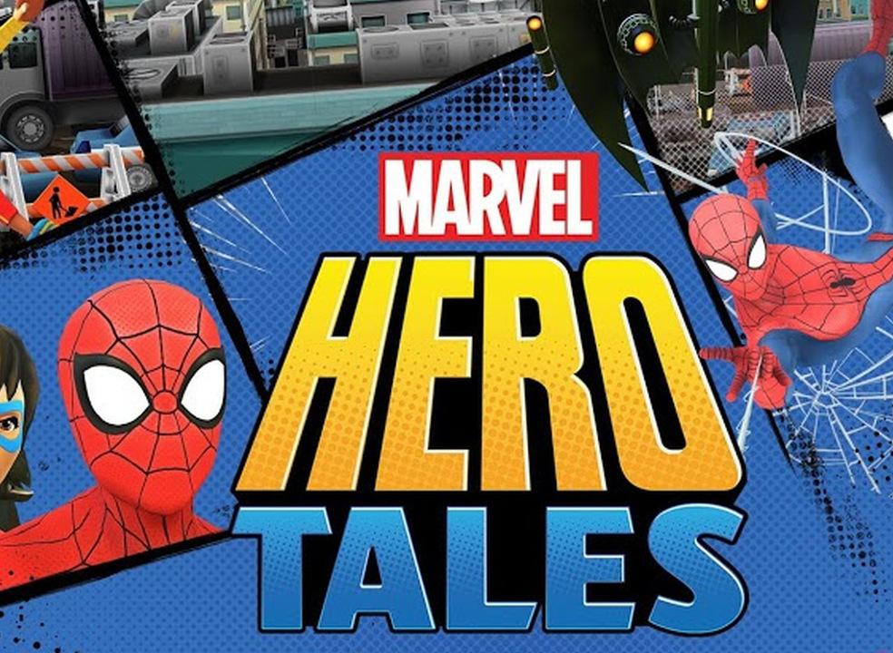 Use o poder da palavra para ajudar os super-heróis da Marvel a derrotar inimigos