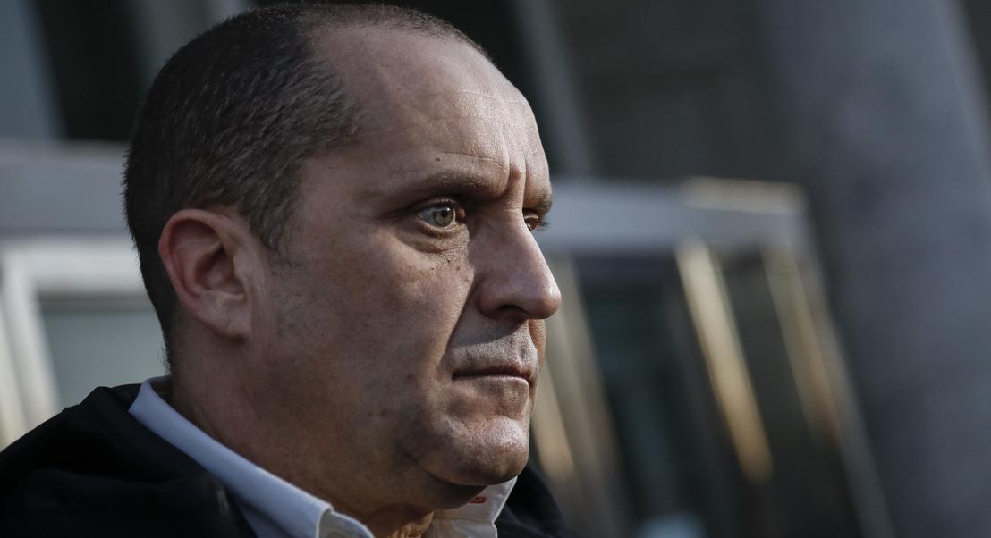 """Pereira Cristóvão diz estar """"chocado"""" com condenação e vai recorrer"""