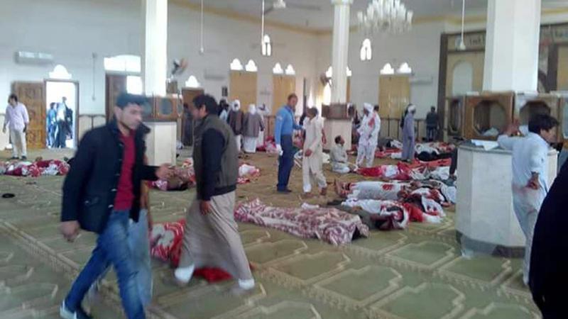 """O atentado """"vil e covarde"""" que matou 270 pessoas no Egipto"""