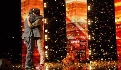 """""""Got Talent Portugal"""": Gonçalo tocou violoncelo e conquistou os jurados e o botão dourado"""