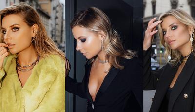 Copie o look: O estilo da it-girl italiana Veronica Ferraro