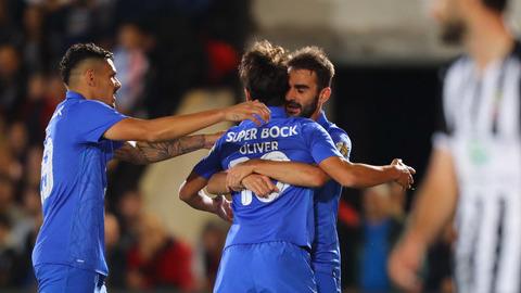 Veja todos os golos do FC Porto em Vila Real