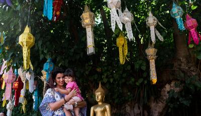 Chiang Mai, o paraíso dos nómadas digitais na Tailândia