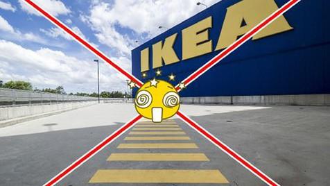O Ikea também falha