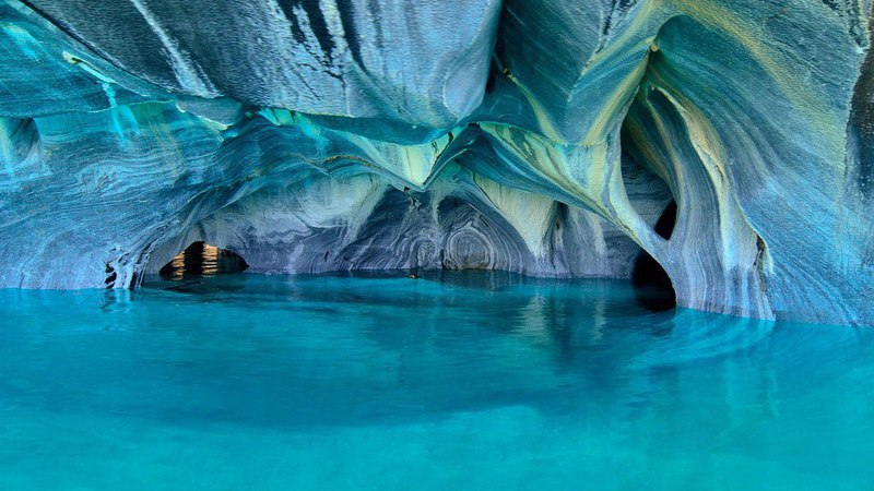 Serão estas as grutas mais belas do mundo?