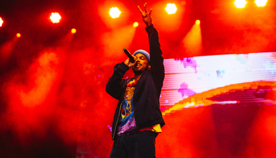 Super Bock Super Rock: Anderson .Paak, Travis Scott e a imensa maioria do hip-hop