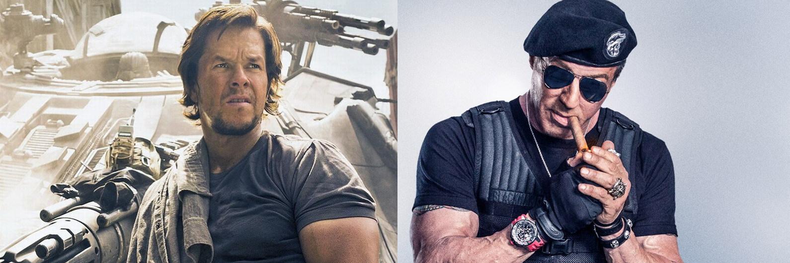 De Mark Wahlberg a Stallone: Os heróis americanos da ação pura e dura