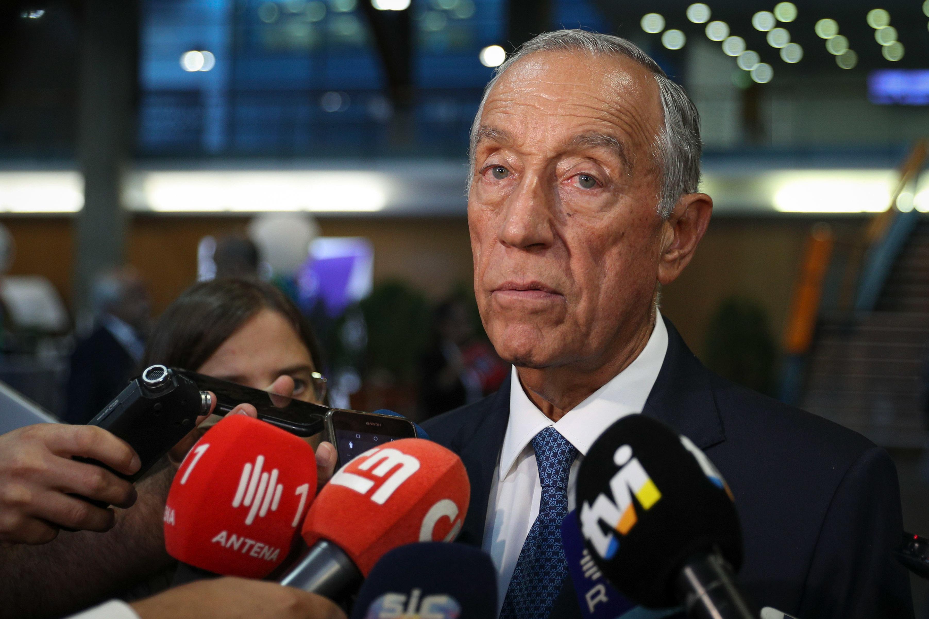 """""""Eu tentei em vida, mas ele foi sempre muito reticente"""". Marcelo admite condecoração póstuma de José Mário Branco"""