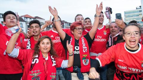 As melhores imagens da festa de Norte a Sul de Portugal