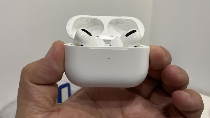 Apple lança atualização de firmware para AirPods Pro