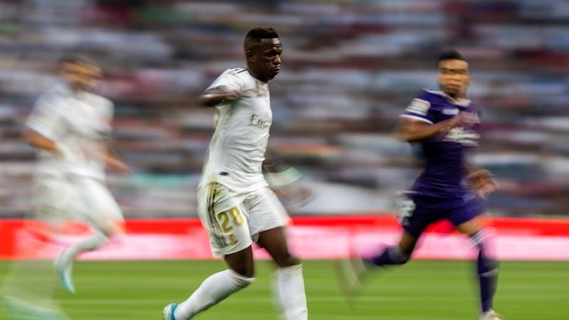 Real Madrid 'tropeça' em casa, Celta de Vigo adensa 'crise' do Valência