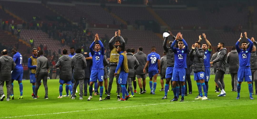 FC Porto de 'gala': 12 vitórias seguidas, 16 pontos na fase de grupos e um recorde igualado
