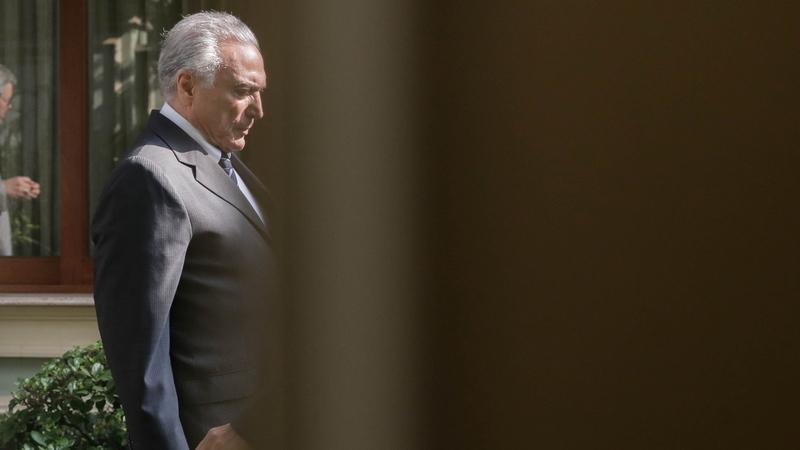 Ex-Presidente brasileiro Temer diz que destituição de Dilma Rousseff foi golpe