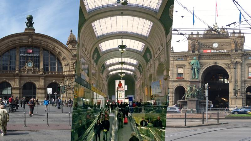 Estas foram consideradas as melhores estações ferroviárias da Europa