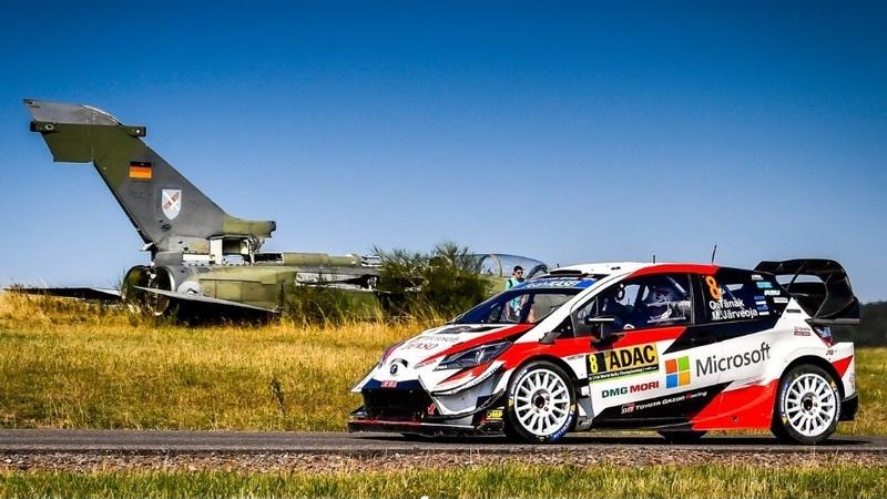 WRC, Rali da Alemanha, SS15: Ott Tanak lidera armada Toyota