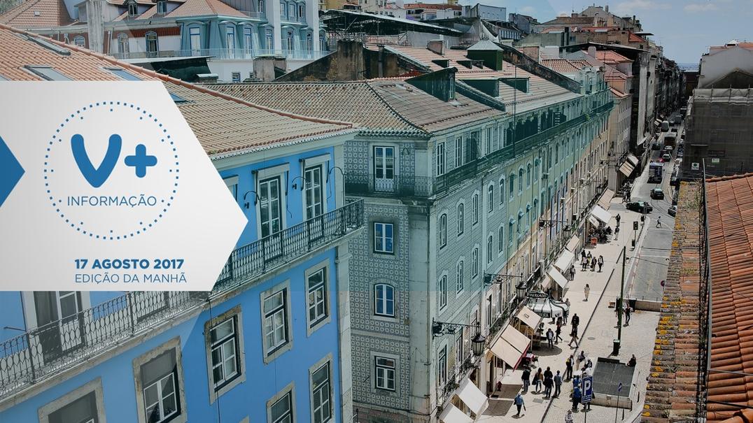 Sismo sentido na Grande Lisboa