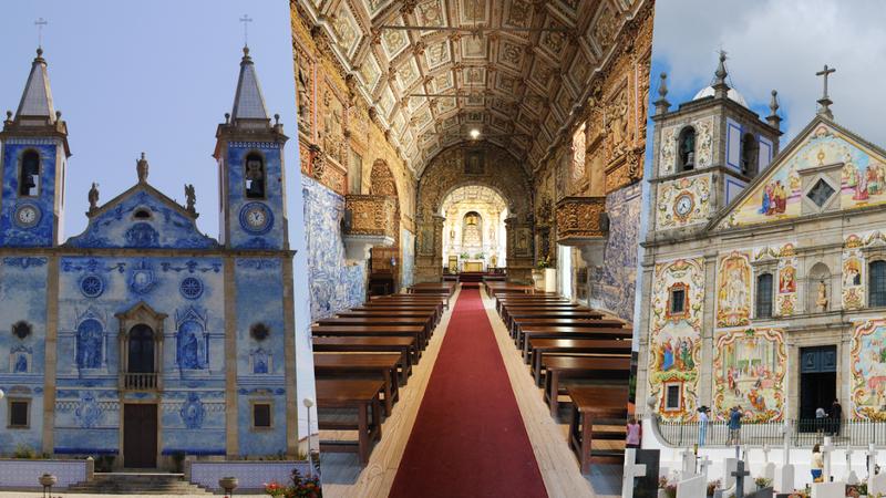 As 12 igrejas mais bonitas de Portugal que vai querer conhecer