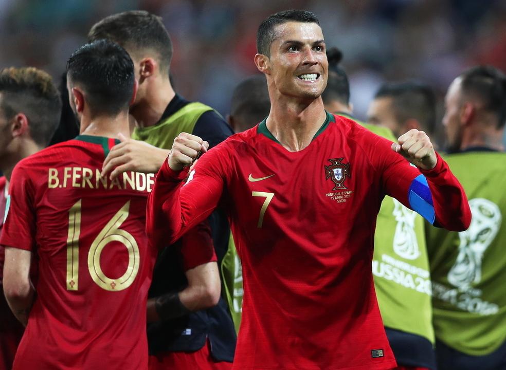 Mundial 2018: Portugal tenta aproximação aos 'oitavos', face a Marrocos