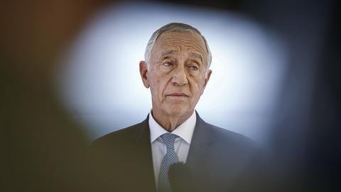 """Presidente da República acompanha situação """"com preocupação"""" e em contacto com autarcas"""