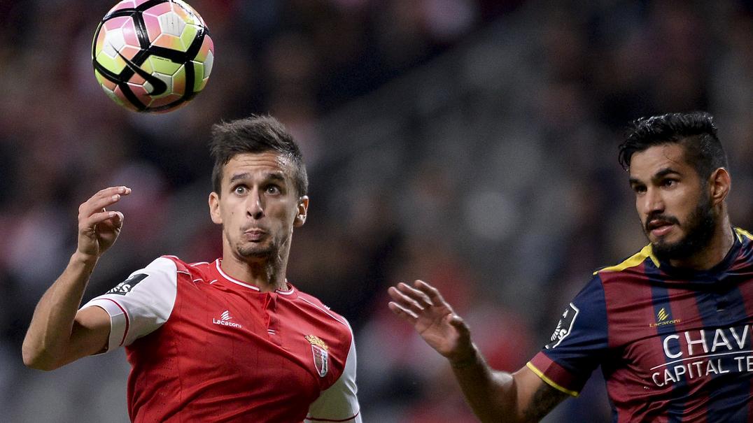 SC Braga 1-0 Chaves: o resumo do jogo