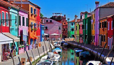 Estes são os lugares mais coloridos da Europa