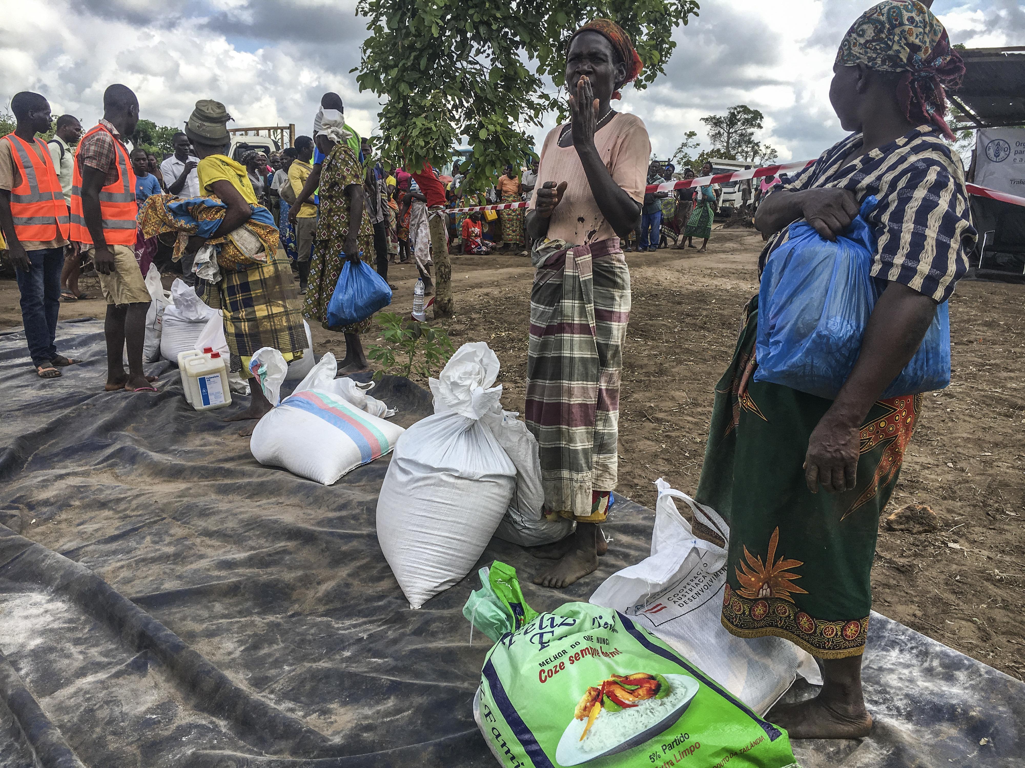 ONG pede investigação urgente a Moçambique sobre sexo forçado em troca de comida
