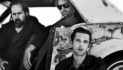 The Killers confirmados no Rock in Rio Lisboa 2018