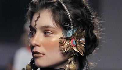 Todos os looks de Beleza do Portugal Fashion