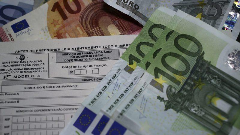 Salários até 653 euros estão isentos de IRS em 2019
