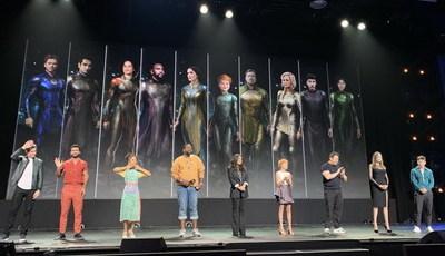"""""""Eternals"""": já se sabe quem será o primeiro super-herói abertamente gay da Marvel no cinema"""