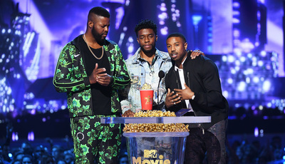 """Black Panther"" e ""Stranger Things"" são os grandes vencedores dos MTV Movie & TV Awards"