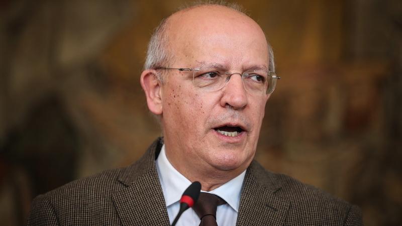 """Síria: """"Não queremos em Portugal pessoas que possam constituir uma ameaça"""", diz ministro dos Negócios Estrangeiros"""