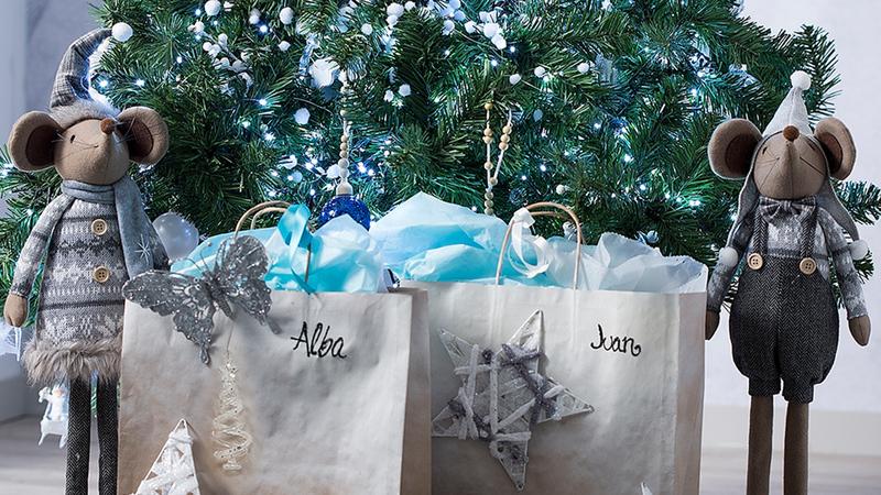 Faça com que a sua decoração de Natal seja única este ano