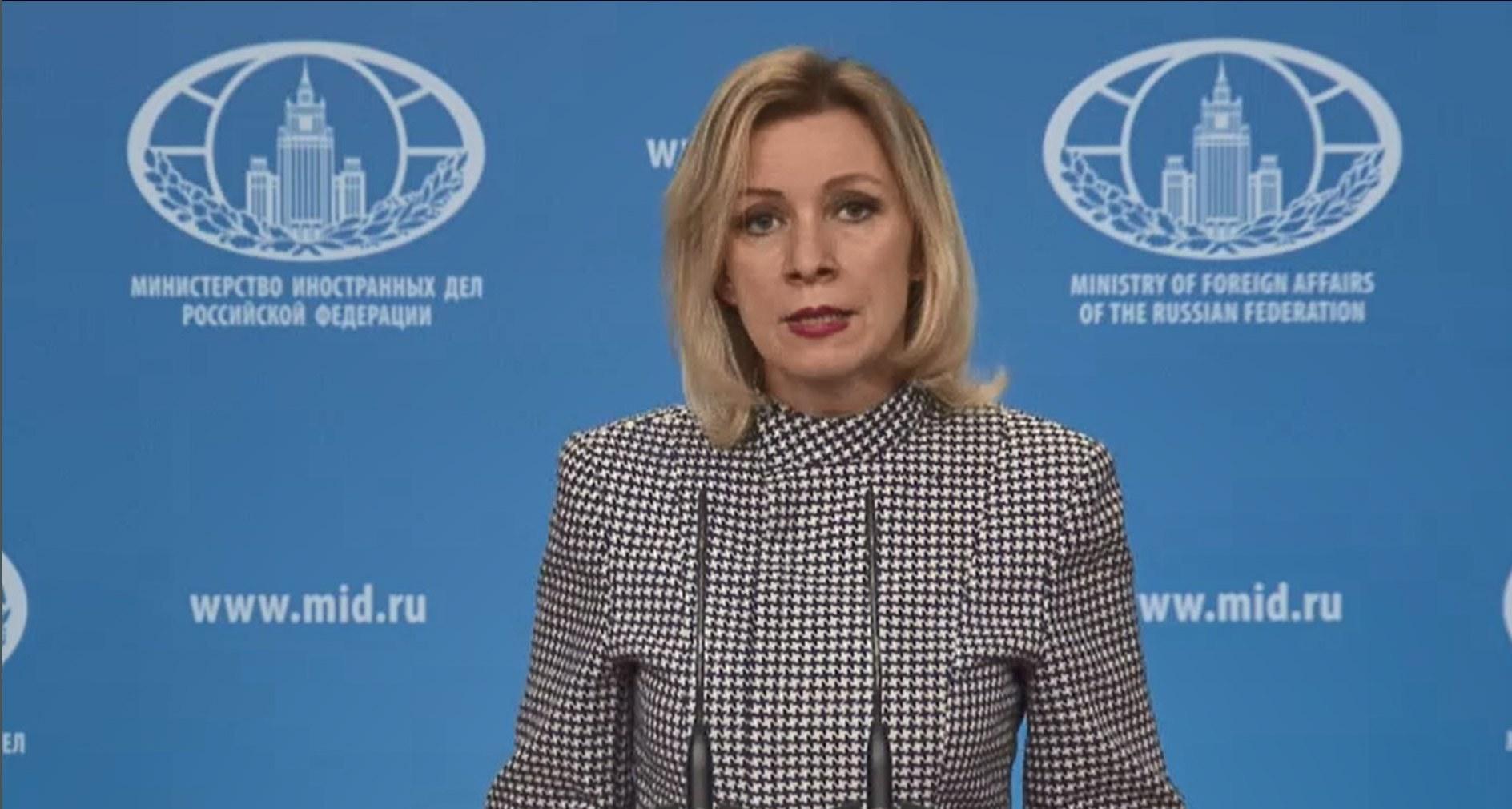 """Rússia qualifica de """"absurda"""" acusação dos EUA a 13 russos"""