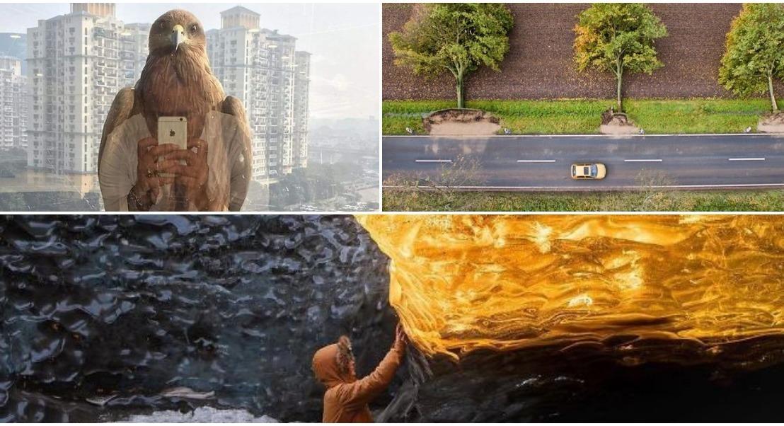 Parecem manipulados pelo photoshop, mas estes cenários são mesmo verdadeiros (mesmo custando a acreditar)