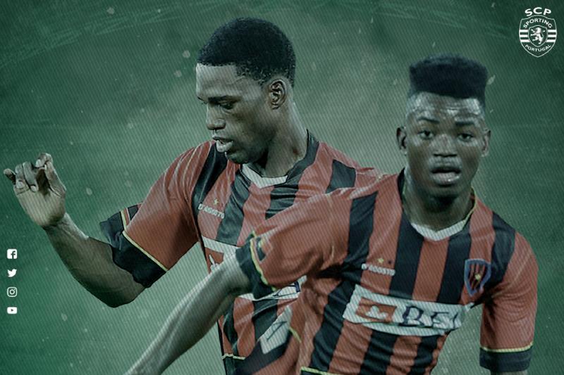 Angolano Gelson faz o seu primeiro golo pelo Sporting