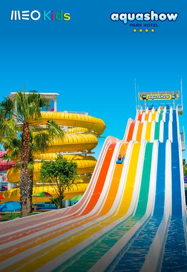 Ganhe convites família com o MEO Kids para ir ao Aquashow