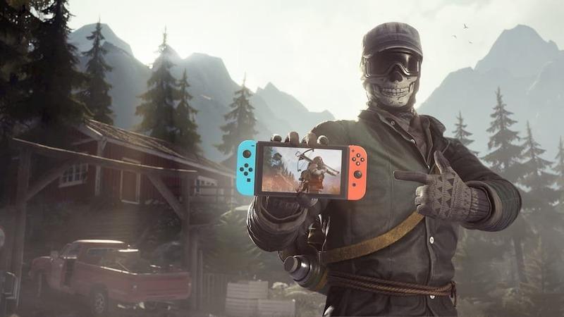 Vigor chega à Nintendo Switch