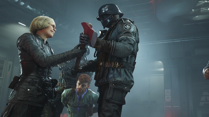 Novidades de Wolfenstein II: The New Colossus reveladas